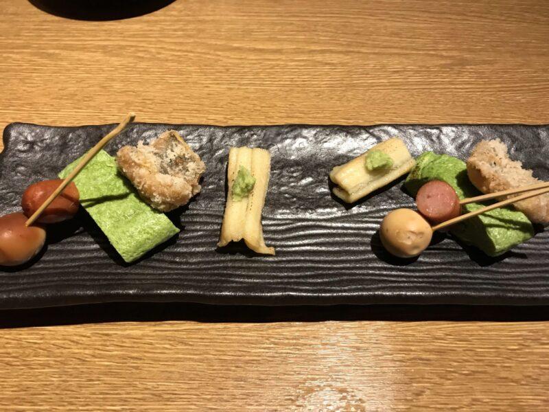 【和食+イタリアン】で幸せのひと時・・目でも楽しませてくれる船橋のお店『いっきゅう 離れ Hanare』