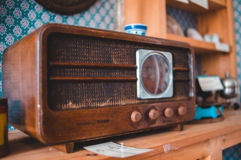 ラジオのイメージ画像