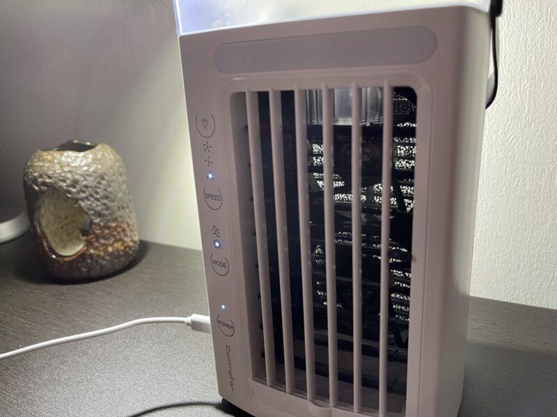 クーラーのつけられない部屋をどうにかしたい!  3千円の『冷風機』で代用できるか検証してみた